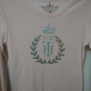 New TOMMY HILFIGER LONG SLEEVE TEE